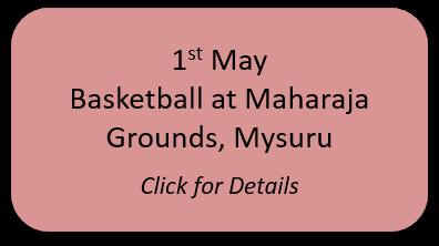 Basketball at Mysuru