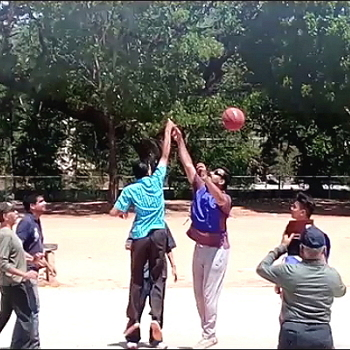 Basketball at Mysuru